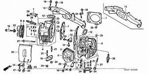 Honda Engines Gxv620r1 Qaf Engine  Jpn  Vin  Gjagk