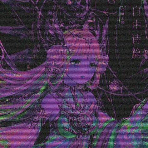 Pin By Nikki Uzumaki On Cybr Anime Aesthetic Anime Dark Anime