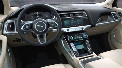 jaguar  pace  dimensions boot space  interior