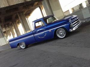Purchase Used 1966 Chevrolet C10 Longbed  Former Sema Show