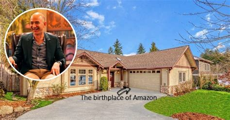 Jeff Bezos Home in Seattle