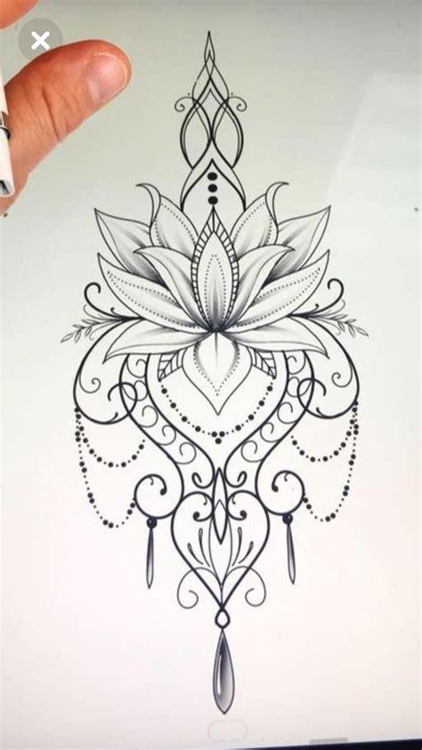 mandala design tattoo mandalatattoo girl tatuagem