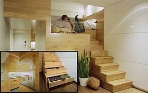 Japan Small Apartment Interior Design Modest Interior