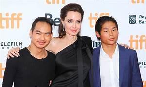 Brad Pitt, Angelina Jolie's Sons Maddox And Pax Feuding ...