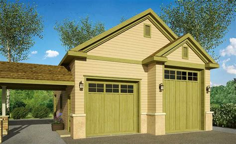 Garage Design Plans by Rv Garage With Options 72818da Architectural Designs
