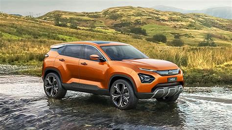 5.5 liter naturally aspirated v12 / power: Tata H5X concept is Indian firm's first vehicle based on Jaguar Land Rover platform