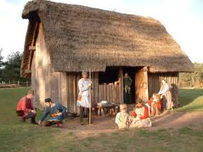 Image result for anglo saxons homes