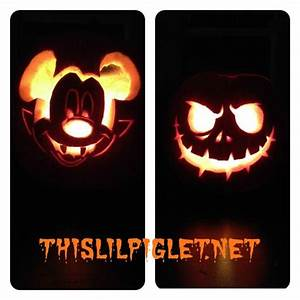 pumpkin carving disney stencils templates this lil piglet With vampire mickey mouse pumpkin template