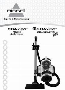 Bissell Clean View 68z3  78e9e User Manual