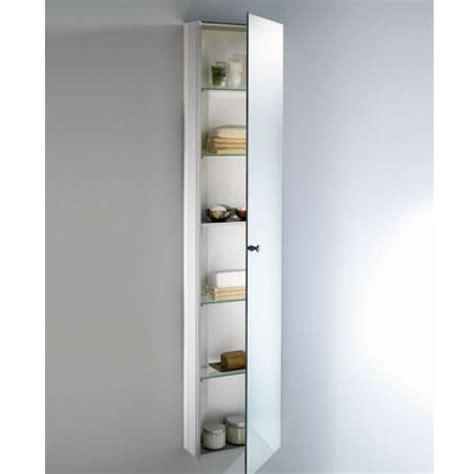 tall bathroom cabinet with doors schneider wangaline 1 door tall cabinet uk bathrooms