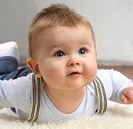 Ab Wann Baby Bettdecke : baby krabbeln ab wann babys krabbeln lernen wie beibringen ~ Bigdaddyawards.com Haus und Dekorationen