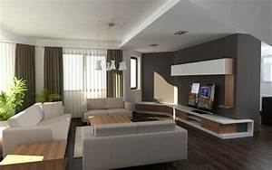 10 disenos de living modernos planos de casas planos for Disenos de interiores de casas modernas