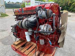 2000 Cummins Isx Engine 450hp For Sale