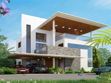 Modern House Plans Dwg Free — Modern House Plan Modern