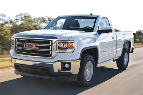 Single Cab Bed by 2014 Gmc Regular Cab Test Motor Trend