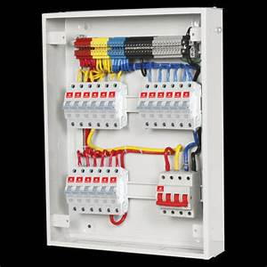 Abs Electrical Distribution Board  Rs 8980   Piece  Shivani