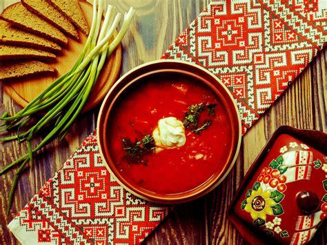 vegetarian borscht ukrainian recipes   tasty life