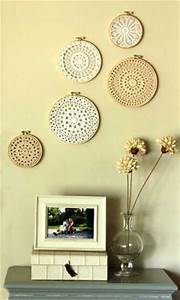 Wall decor kit : Diy wall decor ideas recycled crafts and cheap