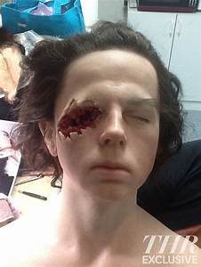 'Walking Dead': How Carl lost his eye | Hollywood Reporter