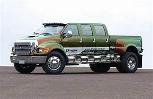 Tuning Extreme Modification  Ford F650