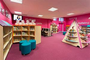 Library Design Childrens Display Ideas And Seat Furniture