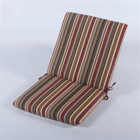 shop casual cushion brannon redwood standard patio chair