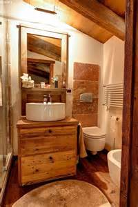 Arredi bagno legno naturale foto design mag