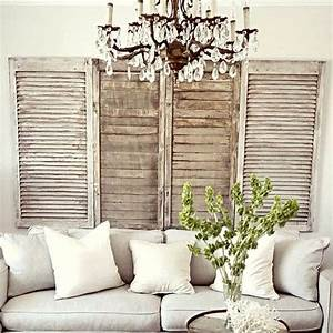 Ideas about old shutters decor on
