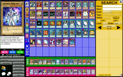 Jaden Yuki Deck List Season 4 by Decks Jaden Yuki Decks