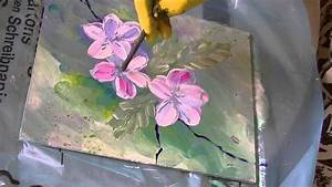 Hält Acryl Auf Acrylfuge : acrylmalerei f r anf nger apfelbl ten acrylic painting for beginners apple blossoms youtube ~ Watch28wear.com Haus und Dekorationen