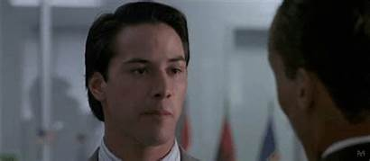 Keanu Reeves Point Break Chewing Gifs Constantine
