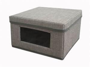 Aufbewahrungsbox Mit Deckel Stoff : hti line aufbewahrungsbox mit deckel paloma modernes design online kaufen otto ~ Watch28wear.com Haus und Dekorationen