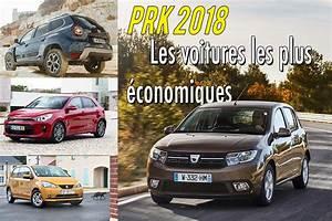 Voiture Economique 2018 : prk 2018 les voitures les plus conomiques en france prk 2018 les voitures les plus ~ Medecine-chirurgie-esthetiques.com Avis de Voitures