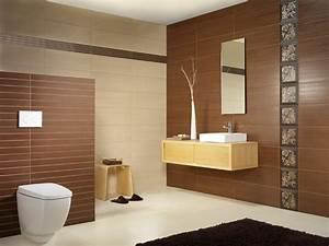Salle De Bain Beige : salle de bain beige top good deco salle de bain marron et ~ Dailycaller-alerts.com Idées de Décoration