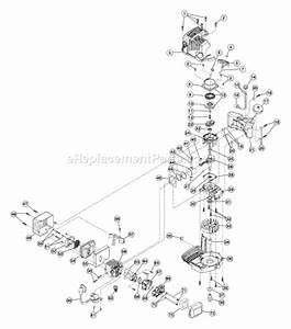 Yard Man Ym290 Parts List And Diagram