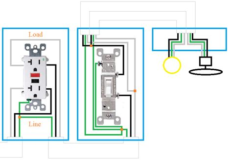 Electrical How Can Rewire Bathroom Fan Light