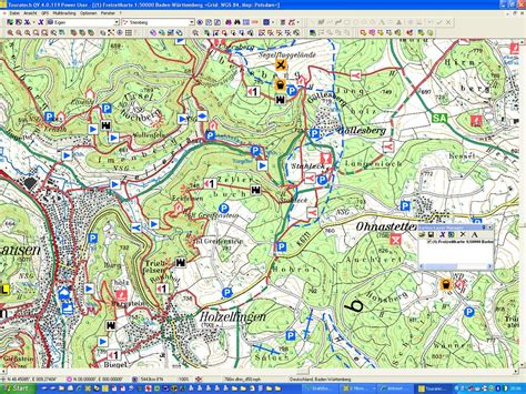 kostenlose freie digitale gps landkarten zb osm