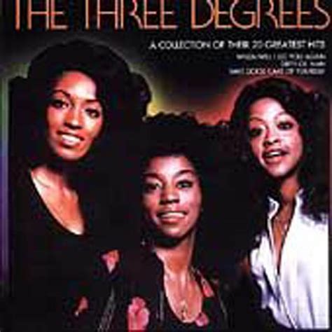 three degrees a collection of their 20 greatest hits