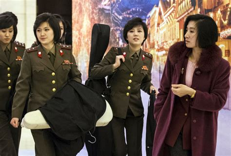 The Show Must Go On Unless North Korean Divas Say