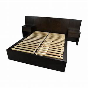 platform bed frame queen with storage - 28 images - cal