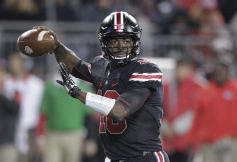 No. 1 Ohio State Will Start Jt Barrett Over Jones At Qb