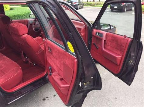 Dodge Spirit Low Miles Sedan Door Cold