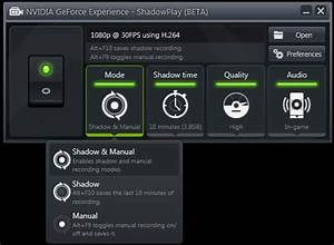 Capture Every Win With Geforce Shadowplay