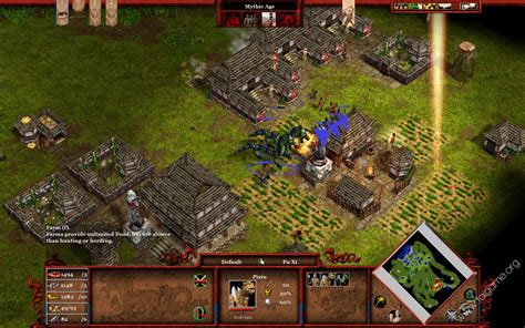 Age Of Mythology Ex Tale Of The Dragon Download Free