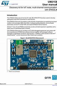 Discovery Kit For Iot Node  Multi Channel Communication