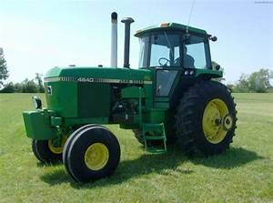 1982 John Deere 4640 Tractors - Row Crop   100hp