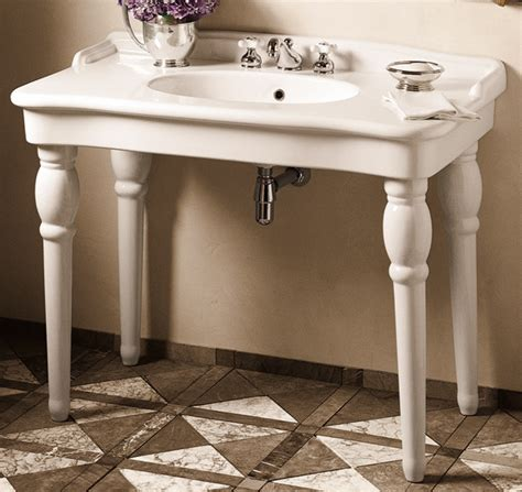 french inspired home bathroom sinks