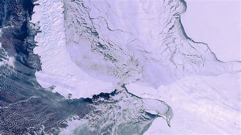 Earth From Space Gateway To The Arctic Observing The