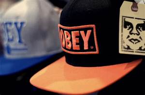 obey snapback on Tumblr