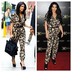 16 Hot and Sexy Kim Kardashian Outfits 2015 - London Beep